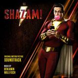 SHAZAM ! (MUSIQUE DE FILM) - BENJAMIN WALLFISCH (CD)