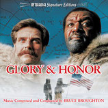 L'ODYSSEE DU POLE NORD (GLORY & HONOR) MUSIQUE FILM - BRUCE BROUGHTON (CD)