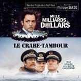 MILLE MILLIARDS DE DOLLARS (MUSIQUE DE FILM) - PHILIPPE SARDE (CD)
