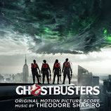SOS FANTOMES (GHOSTBUSTERS) MUSIQUE - THEODORE SHAPIRO (CD)