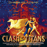 LE CHOC DES TITANS (CLASH OF THE TITANS) MUSIQUE - LAURENCE ROSENTHAL (2 CD)