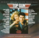 TOP GUN (MUSIQUE DE FILM) - HAROLD FALTERMEYER (CD)