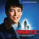 PROJET X (PROJECT X) MUSIQUE DE FILM - JAMES HORNER (CD)
