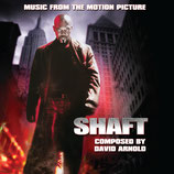 SHAFT (MUSIQUE DE FILM) - DAVID ARNOLD (CD)