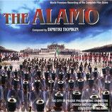 ALAMO (MUSIQUE DE FILM) - DIMITRI TIOMKIN (3 CD)