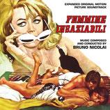 PERVERSION (FEMMINE INSAZIABILI) MUSIQUE - BRUNO NICOLAI (2 CD)