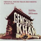 GENGHIS KHAN (MUSIQUE DE FILM) - DUSAN RADIC (CD)