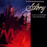GLORY (MUSIQUE DE FILM) - JAMES HORNER (CD)