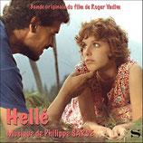HELLE (MUSIQUE DE FILM) - PHILIPPE SARDE (CD)