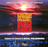 L'AUBE ROUGE (RED DAWN) MUSIQUE DE FILM - BASIL POLEDOURIS (CD)