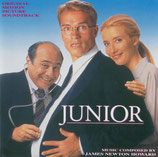 JUNIOR (MUSIQUE DE FILM) - JAMES NEWTON HOWARD (CD)