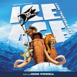 L'AGE DE GLACE 4 - LA DERIVE DES CONTINENTS (ICE AGE 4) - JOHN POWELL (CD)