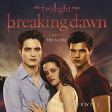 TWILIGHT CHAPITRE 4 - REVELATION PART 1 - CARTER BURWELL (CD)