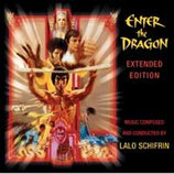 OPERATION DRAGON (ENTER THE DRAGON) MUSIQUE - LALO SCHIFRIN (CD)