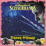 EDWARD AUX MAINS D'ARGENT (EDWARD SCISSORHANDS) - DANNY ELFMAN (CD)
