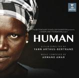 HUMAN (MUSIQUE DE FILM) - ARMAND AMAR (CD)