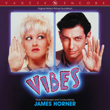 VIBES (MUSIQUE DE FILM) - JAMES HORNER (CD)