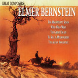 GREAT COMPOSERS (MUSIQUE DE FILM) - ELMER BERNSTEIN (CD)
