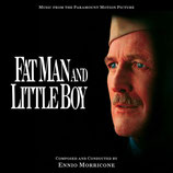 LES MAITRES DE L'OMBRE (FAT MAN AND LITTLE BOY) - ENNIO MORRICONE (2 CD)