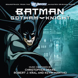 BATMAN GOTHAM KNIGHT (MUSIQUE DE FILM) - CHRISTOPHER DRAKE (CD)