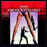 RIEN QUE POUR VOS YEUX (FOR YOUR EYES ONLY) MUSIQUE - BILL CONTI (CD)