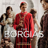 THE BORGIAS (MUSIQUE DE SERIE TV) - TREVOR MORRIS (CD)