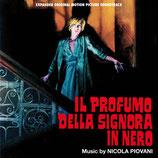 LE PARFUM DE LA DAME EN NOIR (MUSIQUE DE FILM) - NICOLA PIOVANI (CD)