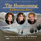 LA FAMILLE DES COLLINES (THE HOMECOMING) MUSIQUE - JERRY GOLDSMITH (CD)