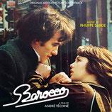 BAROCCO / LES SOEURS BRONTE (MUSIQUE DE FILM) - PHILIPPE SARDE (CD)