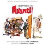 AVANTI ! (MUSIQUE DE FILM) - CARLO RUSTICHELLI (CD)