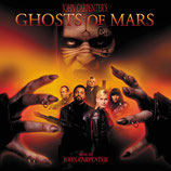 GHOSTS OF MARS (MUSIQUE DE FILM) - JOHN CARPENTER (CD)