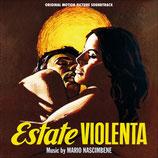 ETE VIOLENT / LE PROFESSEUR (MUSIQUE) - MARIO NASCIMBENE (2 CD)