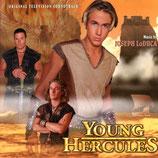 HERCULE CONTRE ARES (YOUNG HERCULES) MUSIQUE - JOSEPH LODUCA (CD)