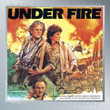 UNDER FIRE (MUSIQUE DE FILM) - JERRY GOLDSMITH (CD)