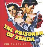 LE PRISONNIER DE ZENDA (MUSIQUE DE FILM) - ALFRED NEWMAN (CD)