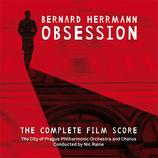 OBSESSION (MUSIQUE DE FILM) TADLOW - BERNARD HERRMANN (2 CD)