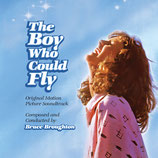 LA TETE DANS LES NUAGES (THE BOY WHO COULD FLY) - BRUCE BROUGHTON (CD)