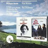 LE JUGE FAYARD / UN TAXI MAUVE (MUSIQUE DE FILM) - PHILIPPE SARDE (CD)
