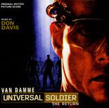 UNIVERSAL SOLDIER LE COMBAT ABSOLU (MUSIQUE) - DON DAVIS (CD)