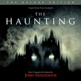 HANTISE (THE HAUNTING) DELUXE EDITION - MUSIQUE - JERRY GOLDSMITH (CD)