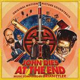 JOHN DIES AT THE END (MUSIQUE DE FILM) - BRIAN TYLER (CD)