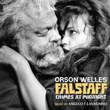 FALSTAFF (MUSIQUE DE FILM) - ANGELO FRANCESCO LAVAGNINO (2 CD)