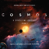COSMOS : A SPACETIME ODYSSEY VOLUME 4 - ALAN SILVESTRI (CD)