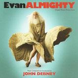 EVAN TOUT-PUISSANT (EVAN ALMIGHTY) MUSIQUE - JOHN DEBNEY (CD)