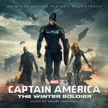 CAPTAIN AMERICA : LE SOLDAT DE L'HIVER (MUSIQUE) - HENRY JACKMAN (CD)