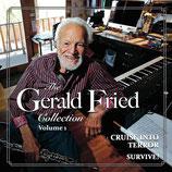 LA CROISIERE MAUDITE / SURVIVRE (MUSIQUE) - GERALD FRIED (2 CD)