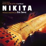 NIKITA (MUSIQUE DE FILM) - ERIC SERRA (CD)