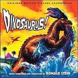 LES MONSTRES DE L'ILE EN FEU (DINOSAURUS) - RONALD STEIN (CD)