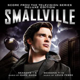 SMALLVILLE (MUSIQUE SERIE TV) - MARK SNOW - LOUIS FEBRE (2 CD)