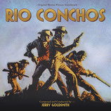 RIO CONCHOS (MUSIQUE DE FILM) - JERRY GOLDSMITH (CD)